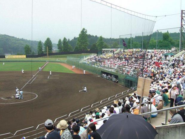 2009/07/18 下妻二高 対 つくば国際大高校