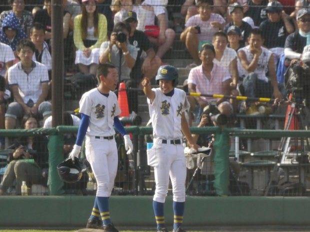 第96回全国高等学校野球選手権 福島県大会 決勝