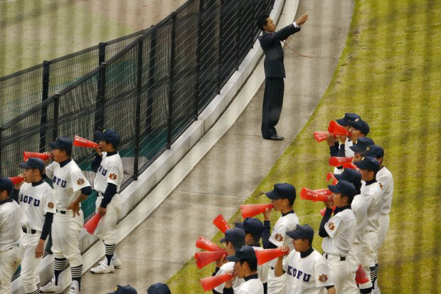 第 63回春季関東地区高等学校野球大会 決勝戦