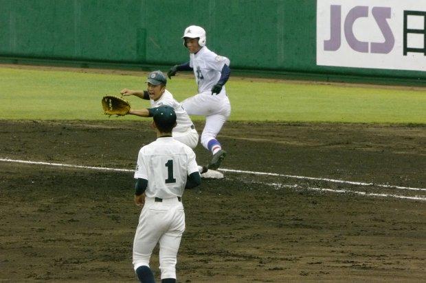 第97回全国高等学校野球選手権 茨城大会 1回戦