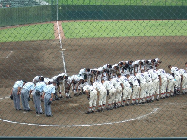 2009/07/18 東農大三高 対 大宮高校