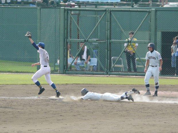 第94回全国高校野球選手権 福島県大会 決勝