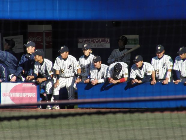 2009/10/26 関東地区大学野球選手権