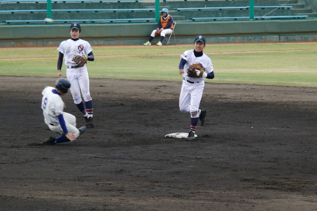 第63回春季高校野球大会 茨城県大会 準々決勝