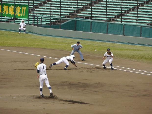 第59回春季東海地区高等学校野球大会 準決勝
