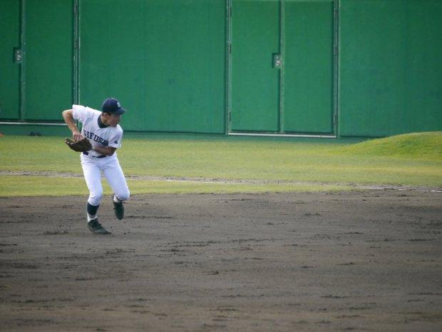 第67回秋季東海地区高等学校野球大会 準決勝