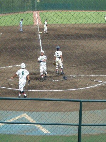 2009/07/18 東濃大三高 対 大宮高校