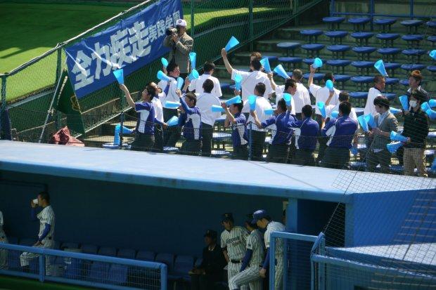 第63回春季高校野球大会 東京都大会2回戦