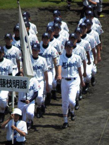 第93回全国高校野球選手権 静岡県大会 開会式