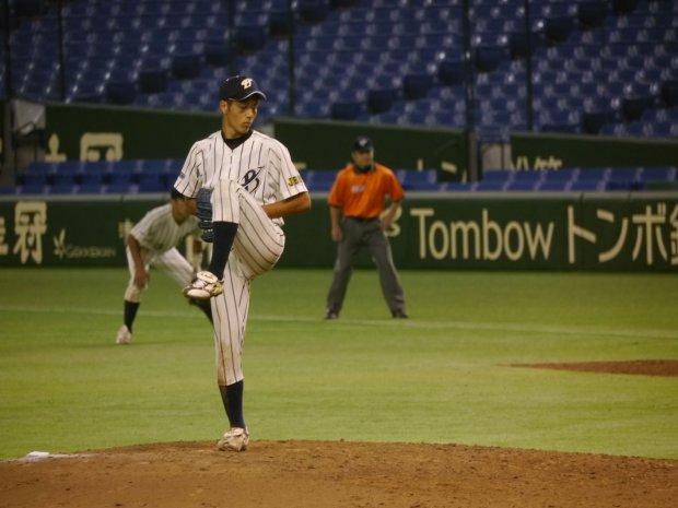 第61回全日本大学野球選手権大会 1回戦