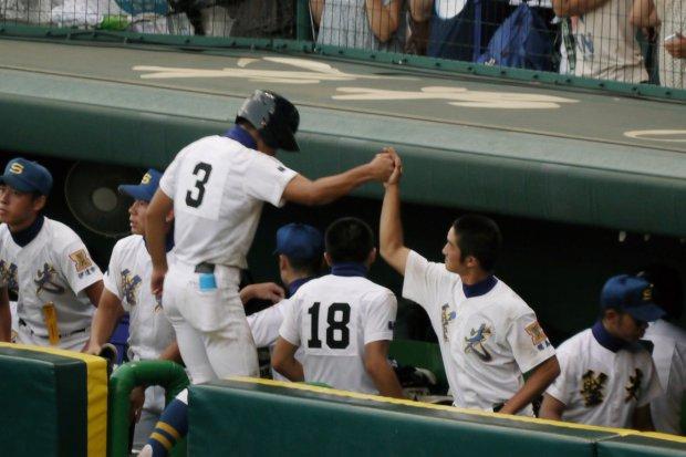 第93回全国高校野球選手権大会 1回戦