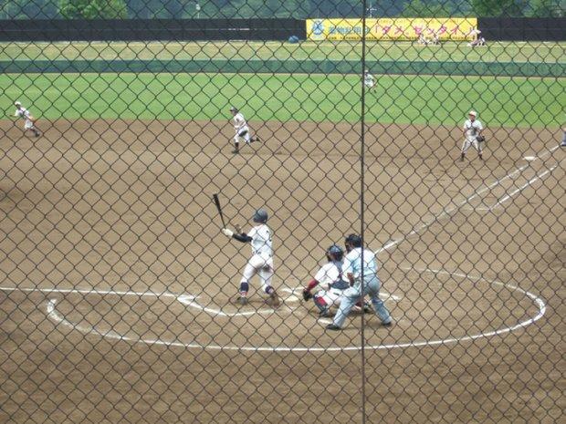 2009/07/18 下妻二高 対 筑波国際大高校