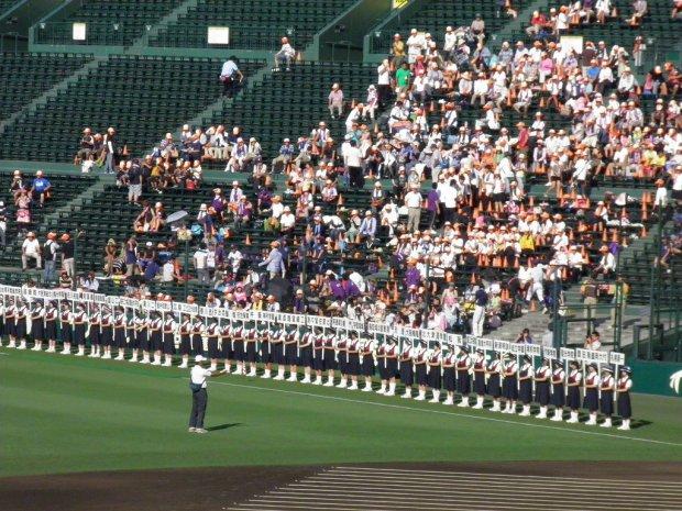 第94回全国高校野球選手権大会 開会式