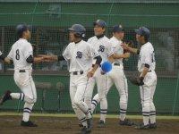 7/21 下妻第一高校 対 水戸桜ノ牧高校戦