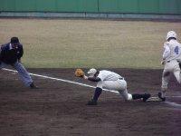 1回戦 4月22日 那須清峰高校 対小山高校戦