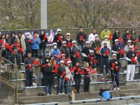 4月22日 鹿沼東高校 対矢板中央高校戦 応援風景