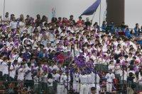 7月4日 日立北高等学校 応援