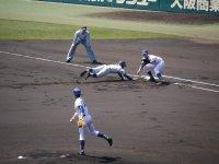 大会第 8日目 2回戦 3月29日 聖光学院高校 対 横浜高校